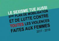 Cinquième plan de mobilisation et de lutte contre toutes les violences faites aux femmes 2017-2019